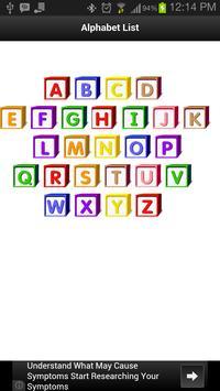 Kids ABC Quiz Game screenshot 3
