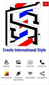 Creole International Stylist poster