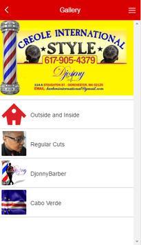 Creole International Stylist apk screenshot