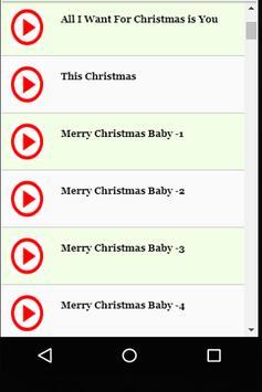 Soulful Christmas Songs screenshot 1