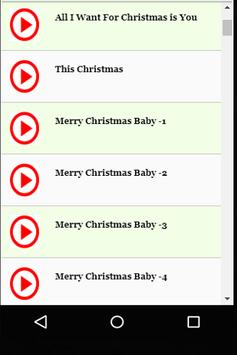Soulful Christmas Songs screenshot 3