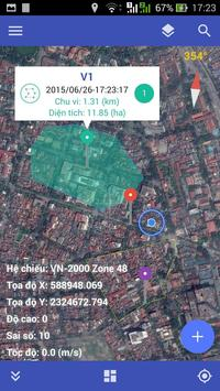 GeoSurvey apk screenshot