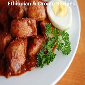 Ethiopian & Oromo Recipes Videos icon