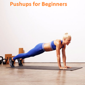 Pushups for Beginners icon