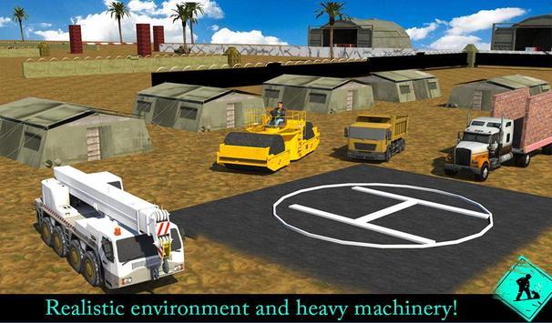 Army Base Construction screenshot 7