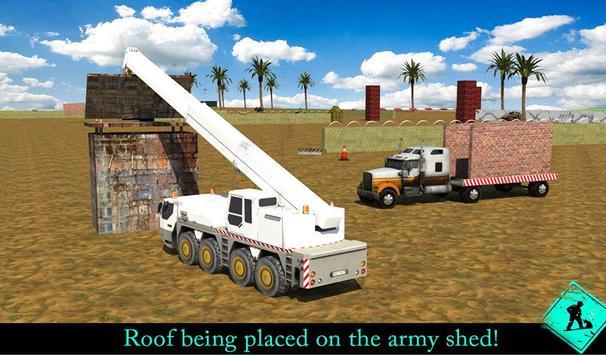 Army Base Construction screenshot 8