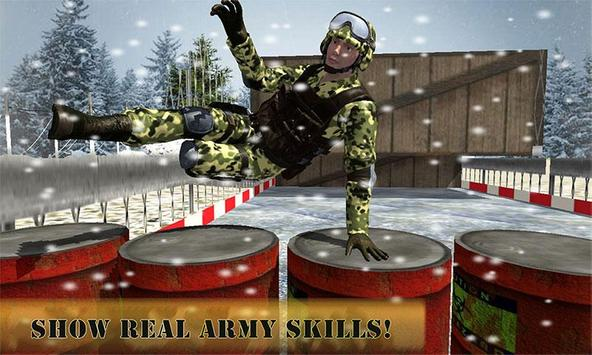 Army Cadets Training School poster