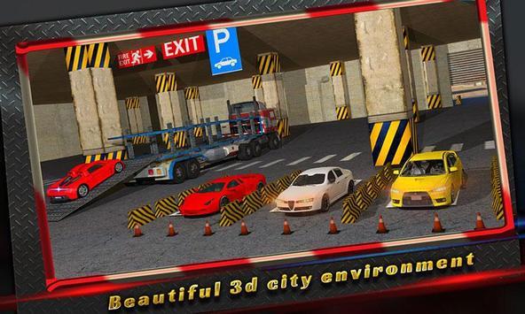 Cargo Trucker: Car Duty apk screenshot