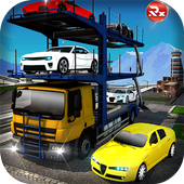 Car Transporter Big Truck 2017 icon