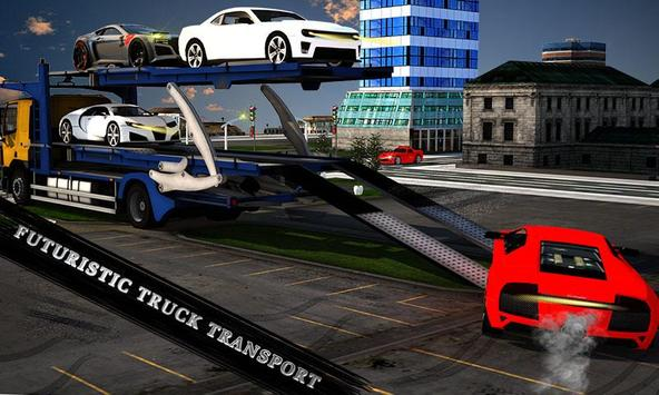 Car Transporter Big Truck 2017 apk screenshot
