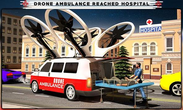 Drone Ambulance Rescue Sim apk screenshot
