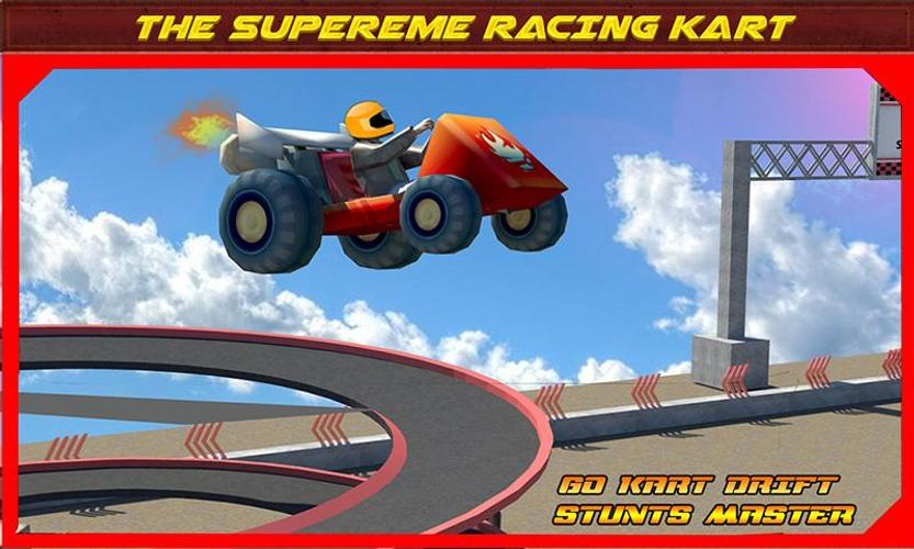 Go Kart Drift Stunts Master Apk 1 0 4 Download For Android
