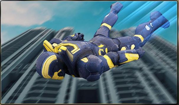 Iron Hero vs Monster Gangsters Super Battle screenshot 17