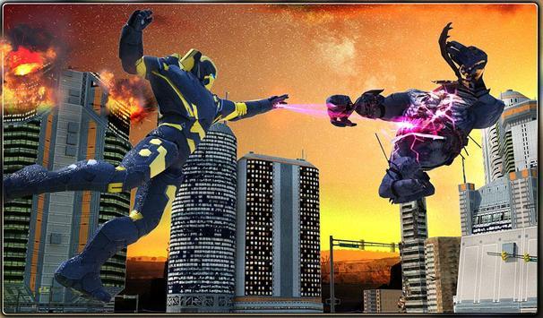 Iron Hero vs Monster Gangsters Super Battle screenshot 18