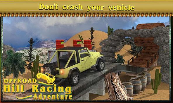 Offroad Hill Racing Adventure apk screenshot