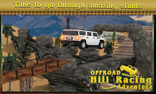 Offroad Hill Racing Adventure poster