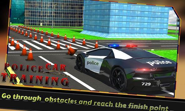 Police Car Training apk screenshot