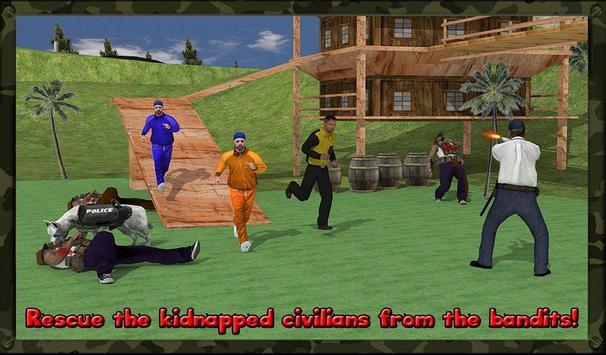 Police Dog: Jungle Operation apk screenshot