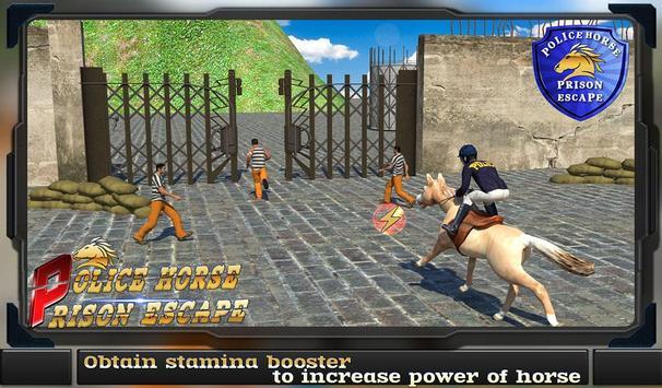 Police Horse: Prison Escape apk screenshot