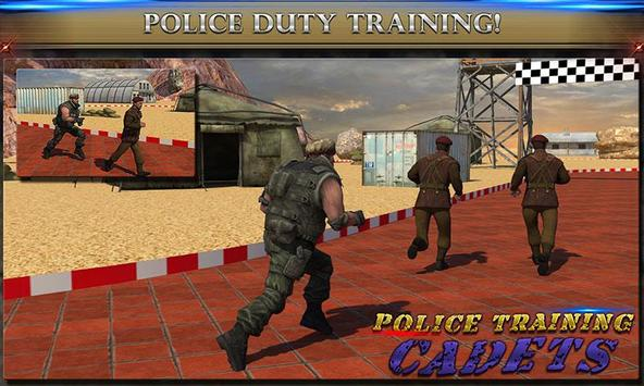 Police Training: Cadets poster