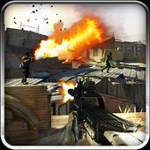 Terrorist Shooting War icon