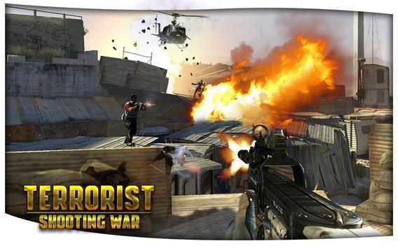 Terrorist Shooting War poster