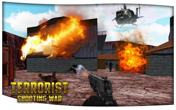 Terrorist Shooting War apk screenshot