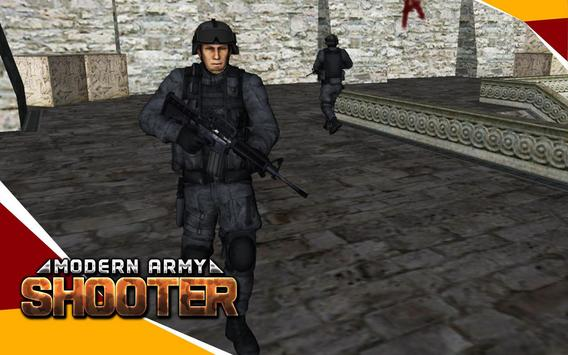 Modern Army Shooter screenshot 5