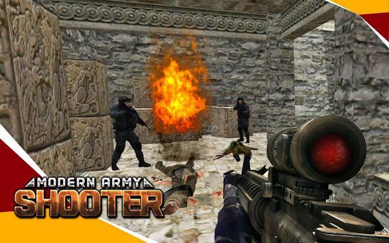 Modern Army Shooter screenshot 8