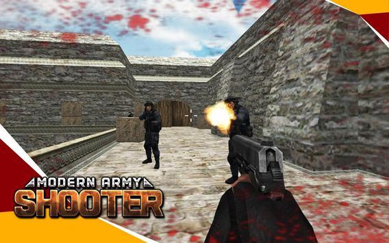 Modern Army Shooter screenshot 9