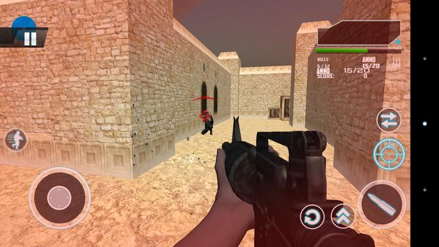 Modern Sniper Terrorist War apk screenshot