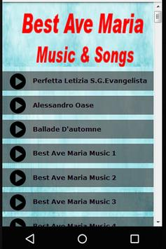 Ave Maria Music & Songs screenshot 5