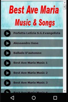 Ave Maria Music & Songs screenshot 1