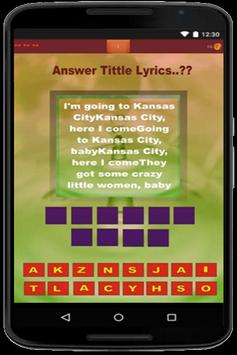 Guess Song Juanes apk screenshot