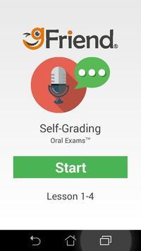Self Grading poster
