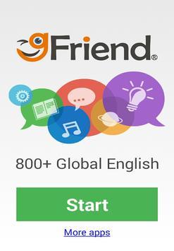 800+ English poster