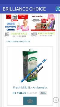 Choices.lk | Online Super by Brilliance Choice screenshot 2