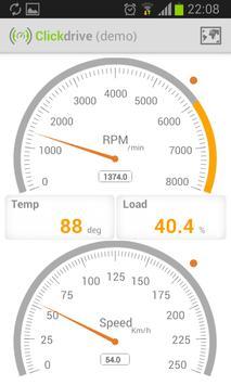 Clickdrive (demo) screenshot 3