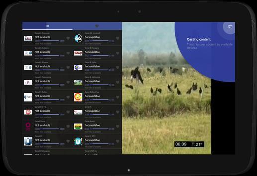 TVCast - Watch IPTV everywhere apk screenshot