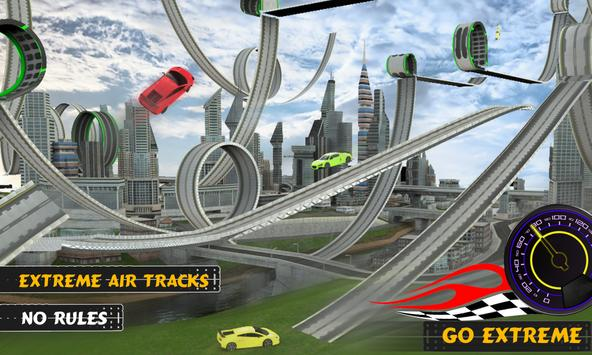 Extreme Air Stunts City Racing apk screenshot