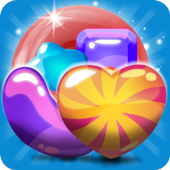 Candy Match Casual Games 3D icon