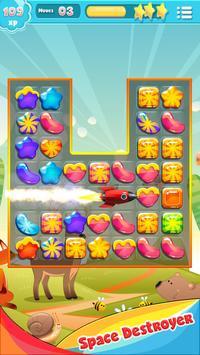 Candy Match Casual Games 3D apk screenshot