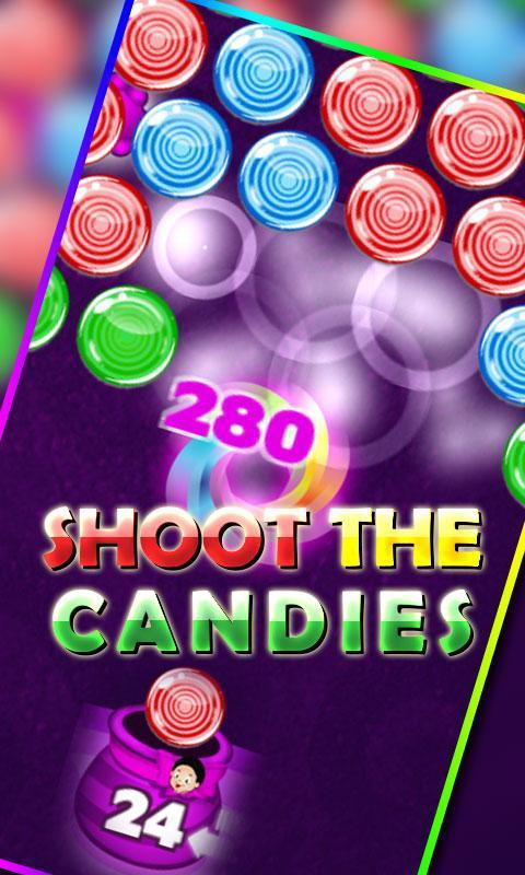 Candy shoot game play youtube.