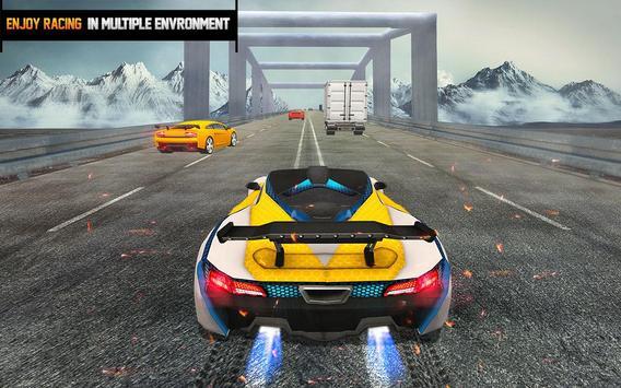 Endless Drive Car Racing: Best Free Games apk screenshot