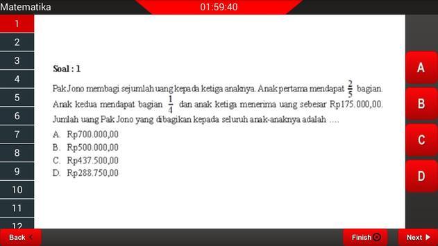 CBT UN SMP apk screenshot