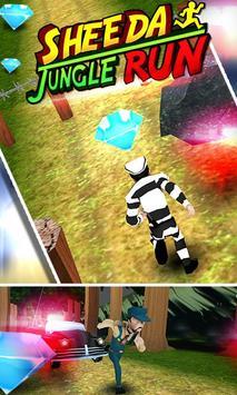 Sheeda Jungle Run: Surfer apk screenshot