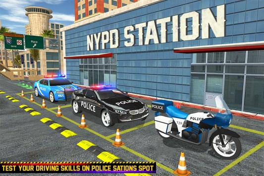 US Police Parking: Car Games screenshot 4