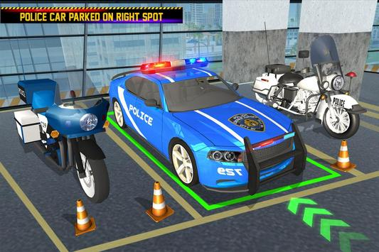 US Police Parking: Car Games screenshot 6