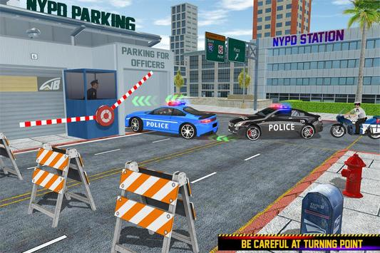 US Police Parking: Car Games screenshot 7