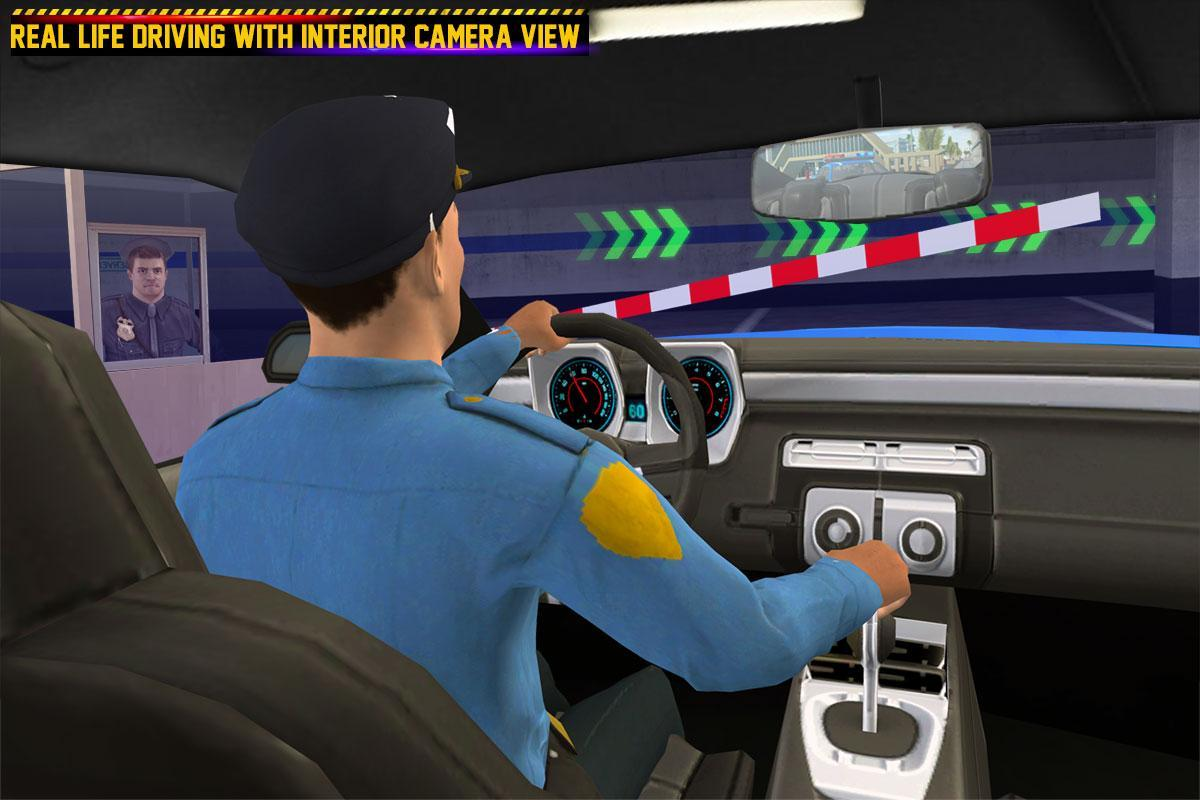 Real Life Driving Games >> Us Police Parking Car Games For Android Apk Download